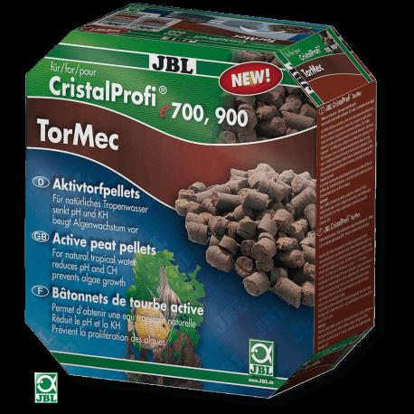 Tourbe Tormec JBL pour Cristal Profi E40X / E70X / E90X