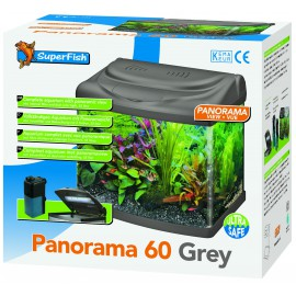 Superfish Panorama 60 grey
