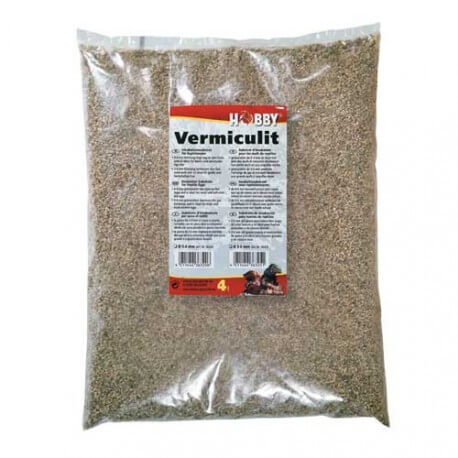 Hobby Vermiculit 0-4mm 4L