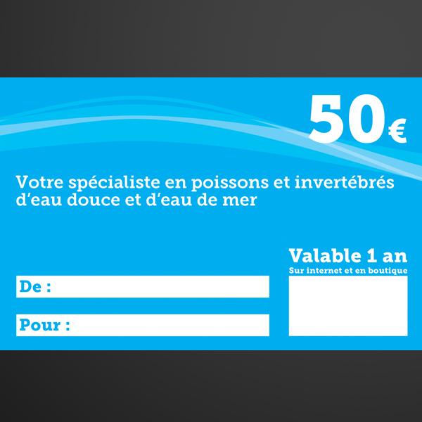 chèque cadeaux 25€