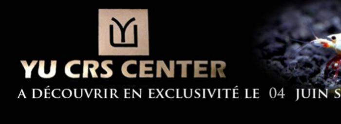 YU CRS CENTER EN EXCLUSIVITE FRANCE